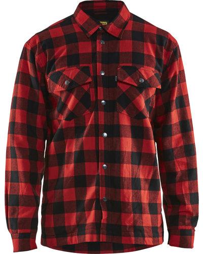 Blaklader 3225 Gevoerd flanellen overhemd in 2 kleurencombinaties