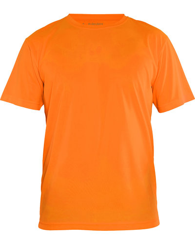 Blaklader T-shirt Day Visible, geel of oranje