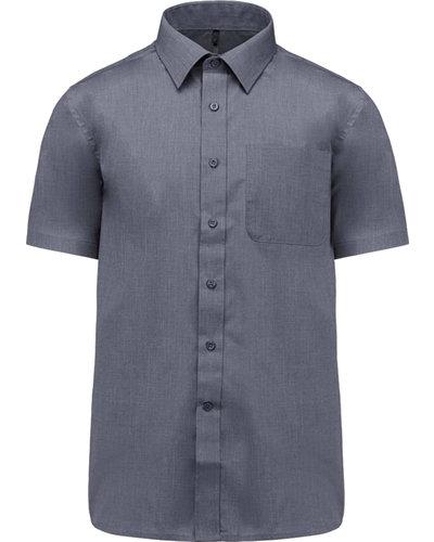 Kariban K551 Heren Overhemd Korte Mouwen