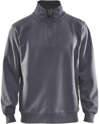 Blaklader Sweater 1/2 Rits en hoge boord in 3 kleuren