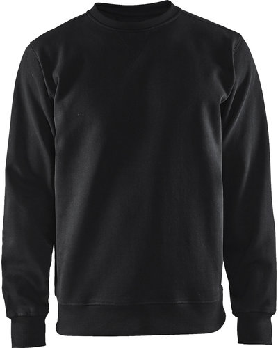 Blaklader 3364 Sweater mer ribgebreide ronde hals