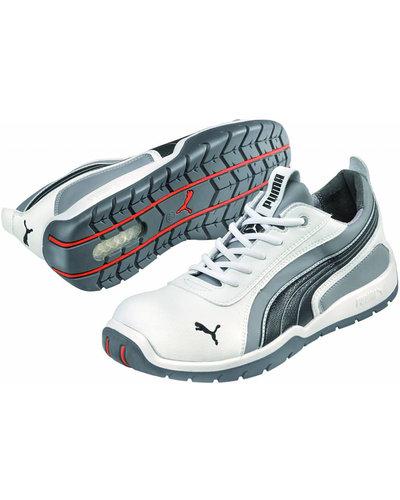 Puma Safety Shoes 64.265.0 Puma werkschoenen in het wit