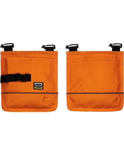 Tricorp Twill spijkerzakken set van twee in kleurrijke varianten