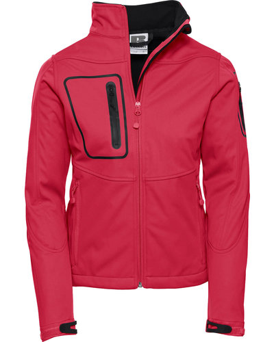 Russell Dames Softshell Jas