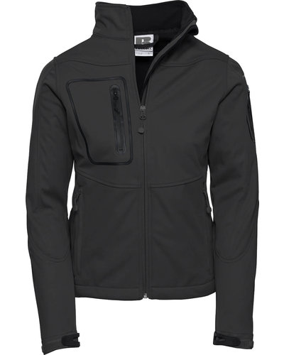 Russell Getailleerde Dames Softshell Jas