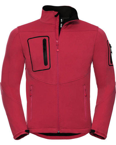 Russell Heren Model Softshell Jas