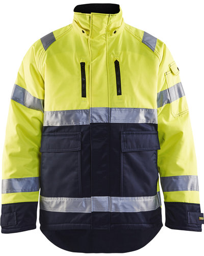 Blaklader 4828 Winterjas High Vis