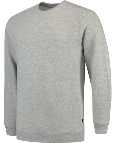 Tricorp S280 Sweater met ronde hals en boord aan de onderzijde