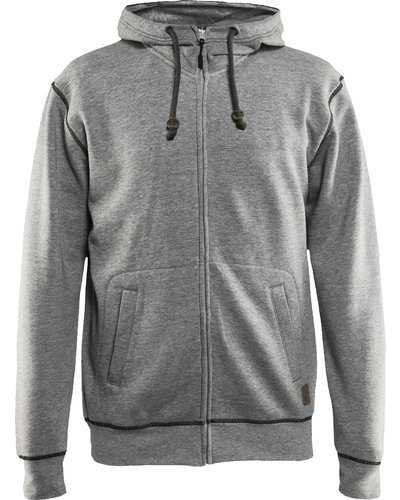 Blaklader 3398 Hooded Sweatshirt met rits