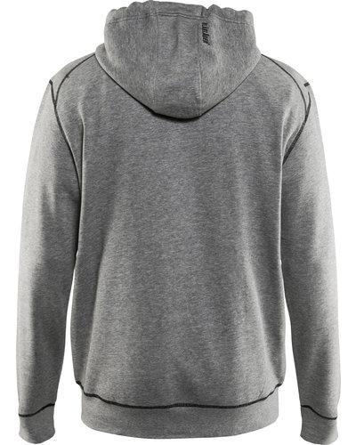 Blaklader 3398 Sweatshirt met zakken en rits leverbaar in 2 kleuren