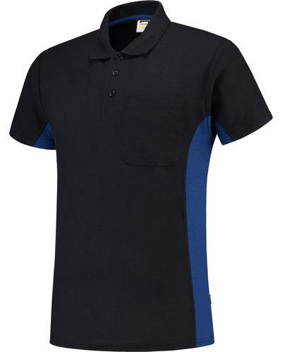 Tricorp Poloshirt tweekleurig, diverse kleuren