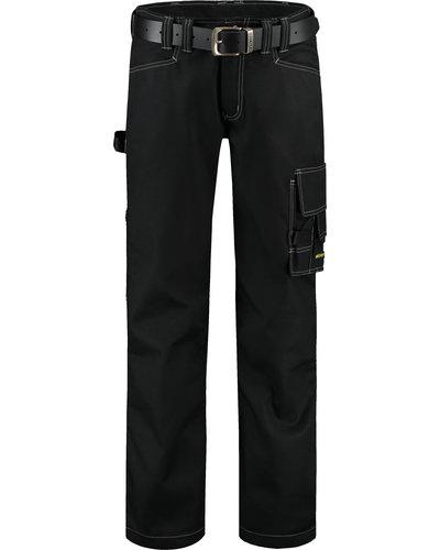 Tricorp TQC2000 Zwarte Canvas Werkbroek