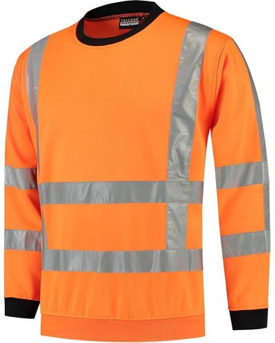 Tricorp TS-RWS Reflecterende RWS Sweater in het geel
