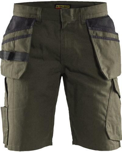 Blaklader Service short met spijkerzakken