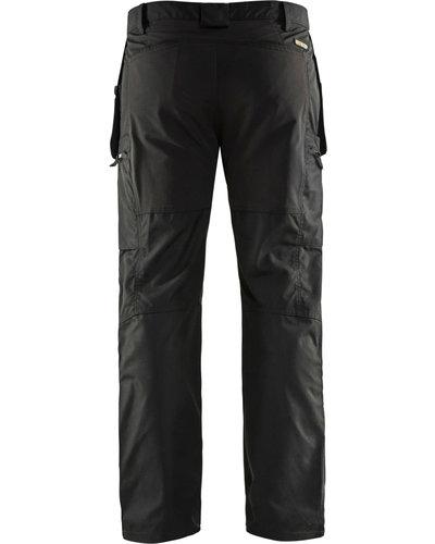 Blaklader 1469.1845 Stretch Service Werkbroek met kniestukzakken en losse spijkerzakken