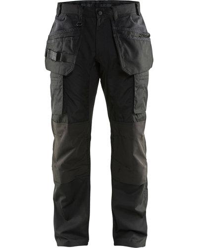 Blaklader 1469 Service Stretch Werkbroek met spijkerzakken en kniezakken
