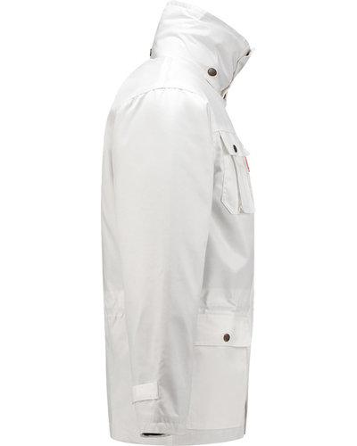 Workman 10.1.2152 Beaver Parka in het wit