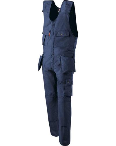 Workman Luxe Bodybroek blauw