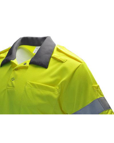 Anchor Premium Polo Verkeersregelaar met korte mouw en epauletten