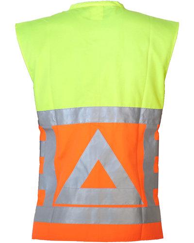 Anchor Veiligheidsvest verkeersregelaar polykatoen