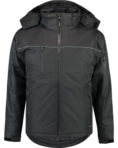 Tricorp TMP2000 Midi Parka met afritsbare capuchon
