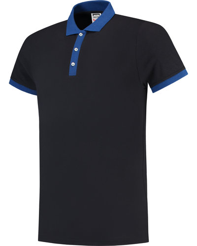 Tricorp PBF210 Tweekleurig Slim-Fit Polo in 5 kleuren