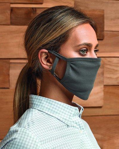 Antimicrobieel en herbruikbaar beschermingsmasker