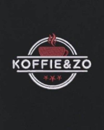 Koffie & Zo / Tankstation Vieveen Oisterwijk borduurlogo's