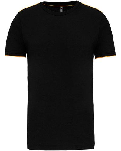 Kariban T-shirt DayToDay met Korte Mouwen