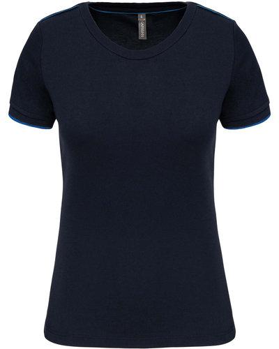 Kariban Dames T-shirt DayToDay, Korte Mouwen