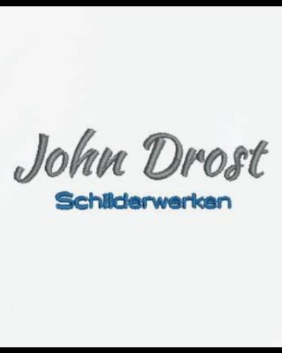 John Drost Schilderwerken borduurlogo's