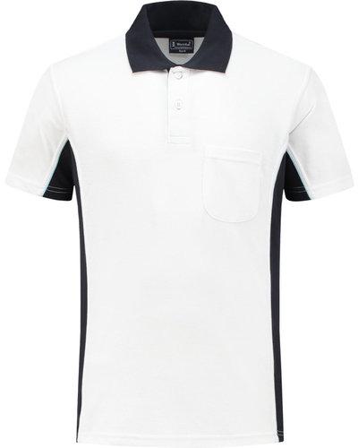 Workman Poloshirt Bi-Colour