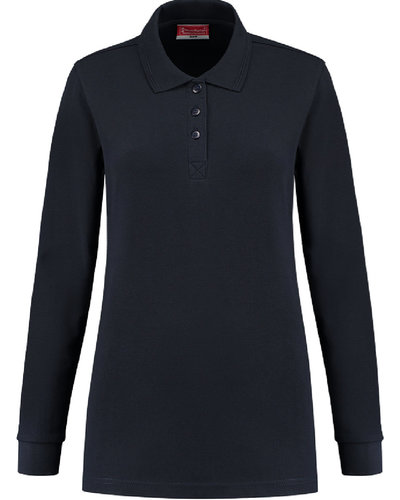 Workman Poloshirt Outfitters Ladies Longsleeve