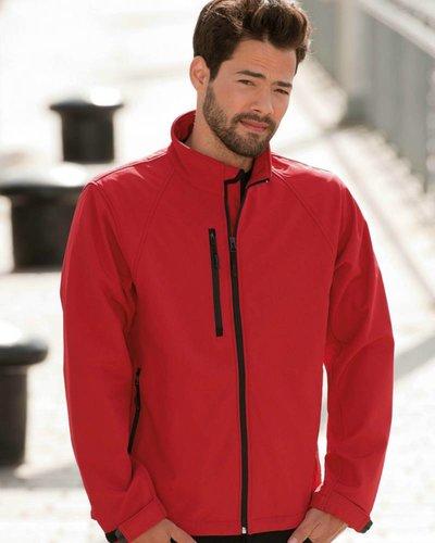 Jerzees RU140M Soft shell jas voor heren
