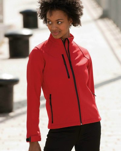 Jerzees RU140F Dames Softshell Jas