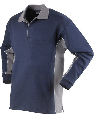 Workman 10.6.24 2 kleurige sweater