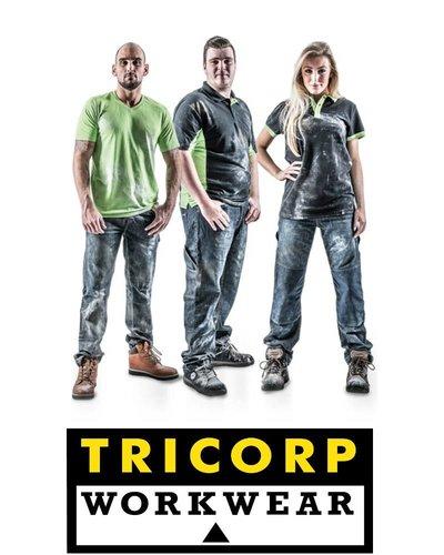 Tricorp maatinfo
