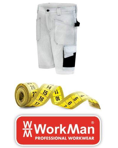 Workman Korte Broek maatinfo