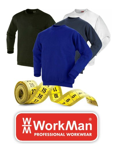 Workman Sweater 82 maatinfo