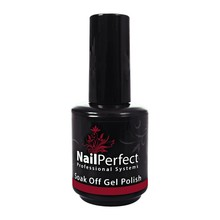 Nail Perfect #137 Red is the new Black