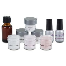 Astonishing Nails Acrylic Sample Kit