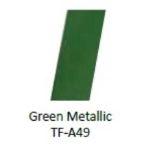 No Label Transfer Foil TF-A49 Groen Metallic