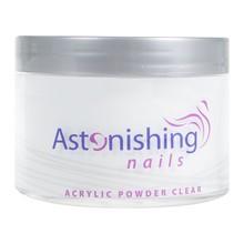 Astonishing Nails Acryl Powder Clear 165gr