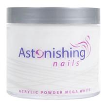Astonishing Nails Acryl poeder Mega White 250gr