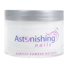 Astonishing Nails Acryl poeder Natural 165gr
