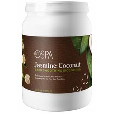 BCL SPA Jasmine + Coconut Rice Scrub 1892ml
