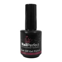 Nail Perfect Soak Off Gel Polish #122 Intoxicate Me