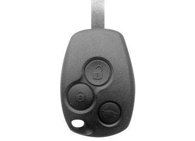 Smart - Standaard sleutel model C
