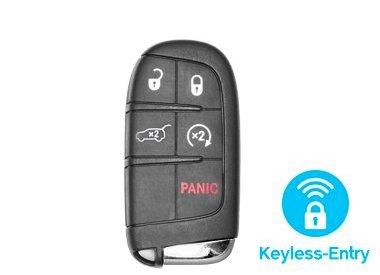 Fiat - Smart key Model F
