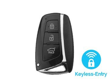 Hyundai - Smart key modelo D